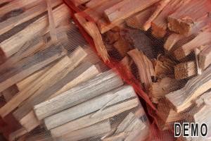 Bagged Firewood